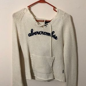 Vintage Abercrombie and Fitch Hoodie / Jacket